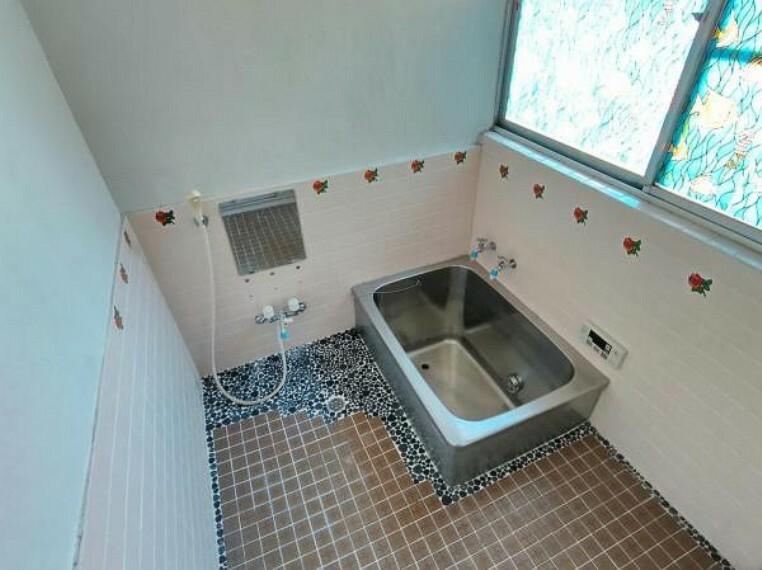 浴室 【リフォーム中・浴室】