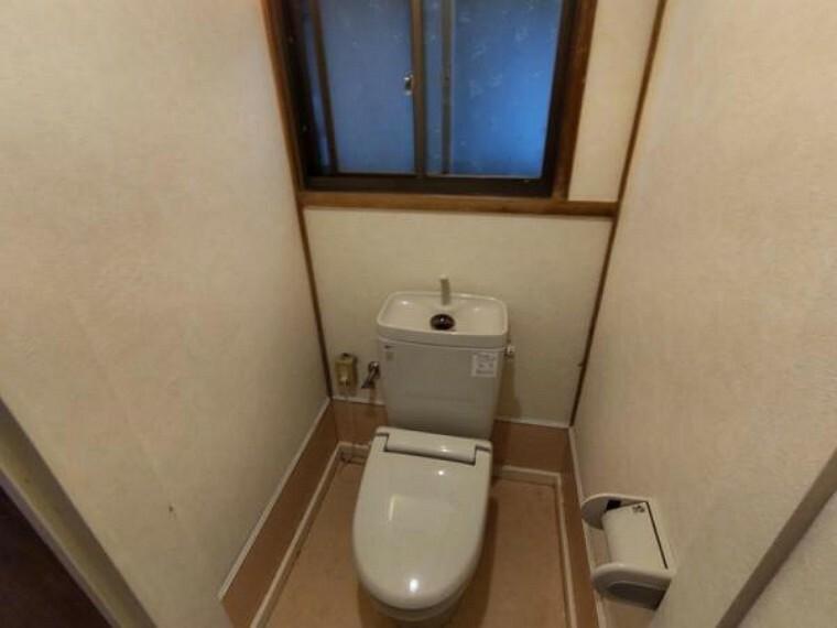トイレ 【リフォーム中・トイレ】