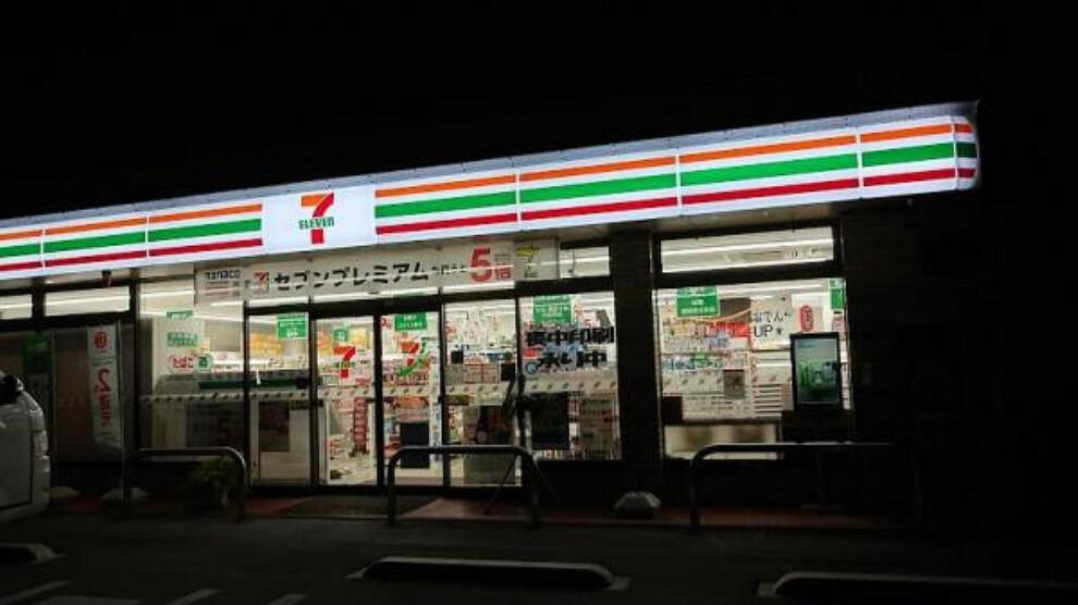 コンビニ 【コンビニ】セブンイレブン明科七貴店様まで1.0km(車2分)