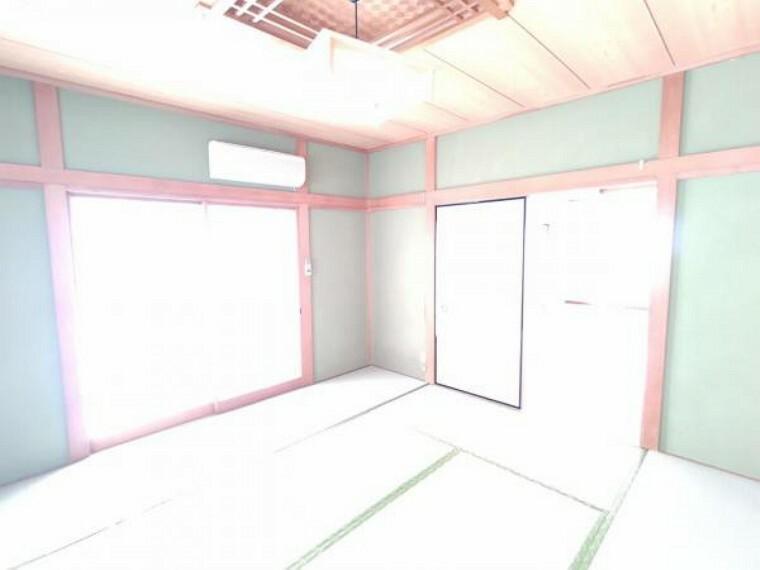 【RF前】5/14撮影 1F和室です。畳は表替えを致します。
