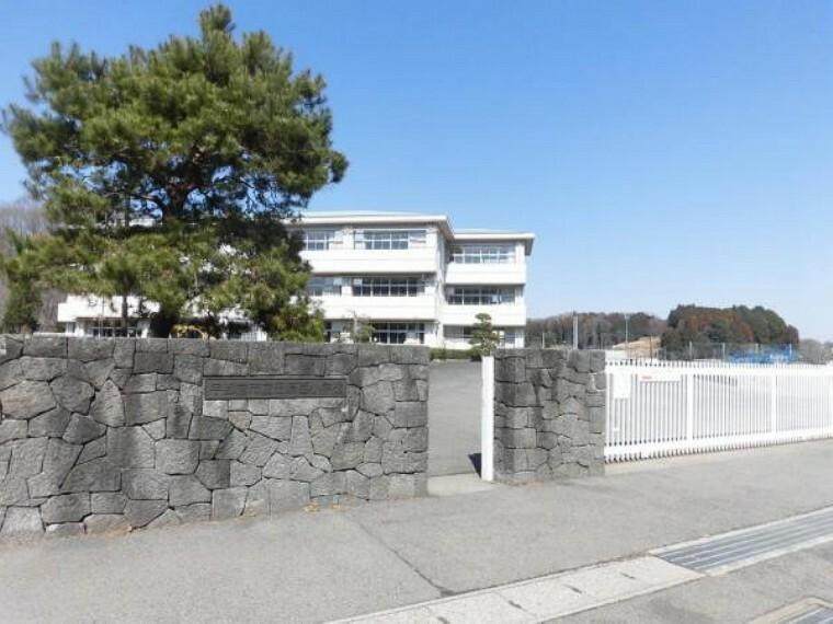 小学校 田原西小学校まで約800m(徒歩10分)