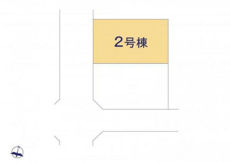 区画図 全体区画図