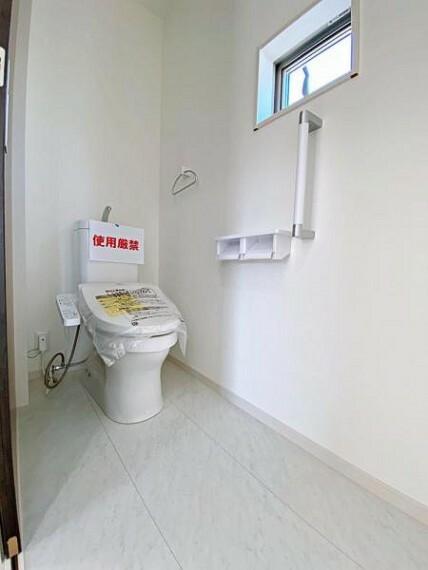 トイレ 【本物件売主施工例】トイレ