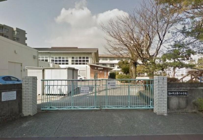 小学校 【小学校】高知市立第六小学校まで132m