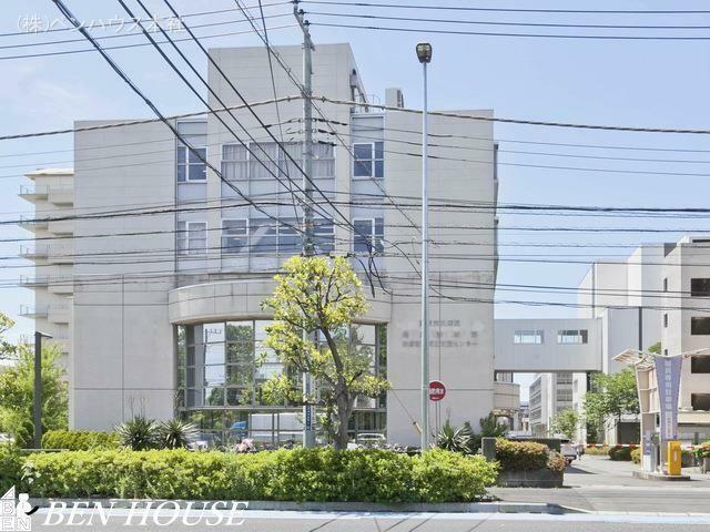 病院 関東労災病院 距離2990m
