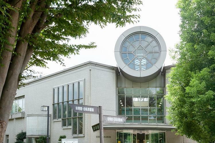 図書館 光が丘図書館 最寄の図書館。開館時間9:00~20:00