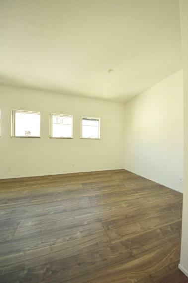寝室 7.5帖の洋室