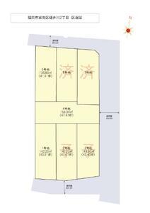 D&H分譲地 城南区樋井川2丁目
