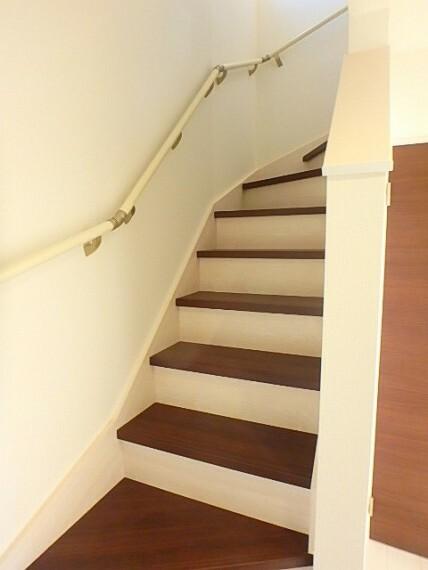 同仕様写真(内観) 【施工例】階段