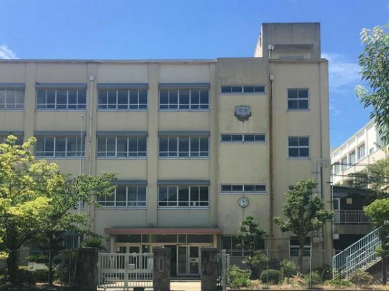 中学校 高倉中学校