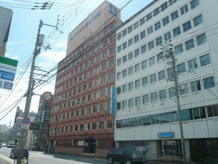 病院 【総合病院】愛宕病院まで524m