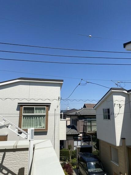 眺望 【住戸からの眺め】