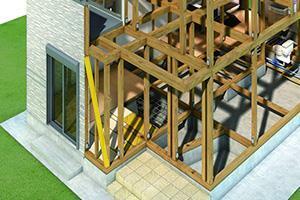 構造・工法・仕様 東栄住宅の建物は、国が定めた耐震等級で3を取得。さらに、地盤の専門部隊である造成課を設け、徹底した調査と最適な改良工事を実施。強い建物と強い地盤を自信をもってご提供しています。