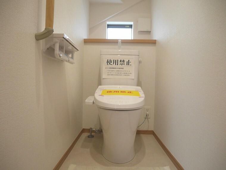 トイレ ウォシュレット付きのトイレ(1階2階共通)
