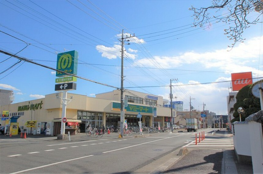 スーパー マミーマート東大宮店