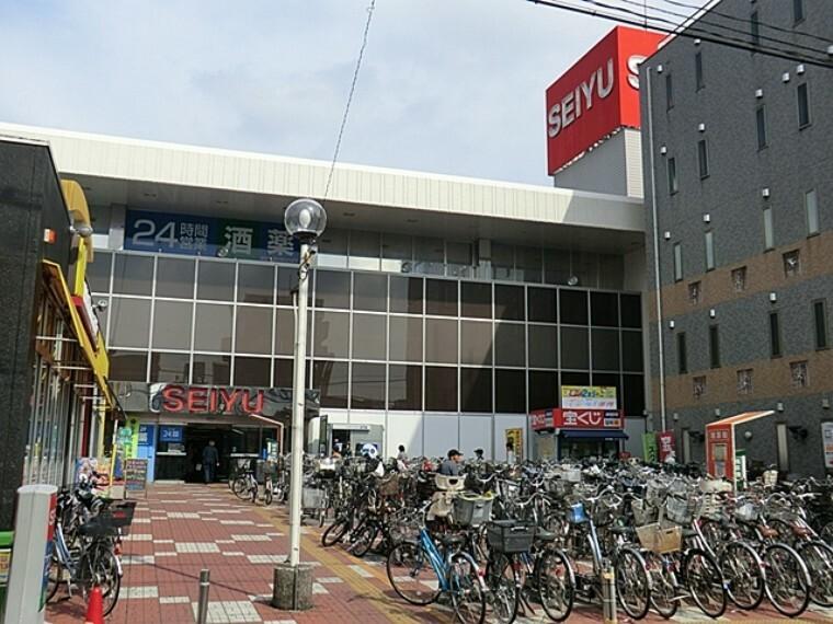 スーパー 西友東大宮店