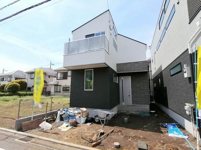 駐車場 車の出し入れが簡単に行える、使いやすいカースペースです。 ■立川市幸町4 新築一戸建て■