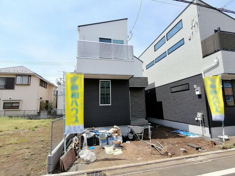 現況外観写真 現地外観写真 ■立川市幸町4 新築一戸建て■