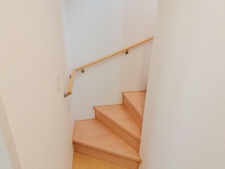 階段■府中市小柳町3 新築一戸建て■