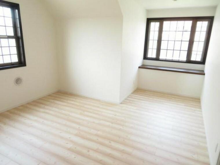 3階の洋室。9.5帖でゆったり。