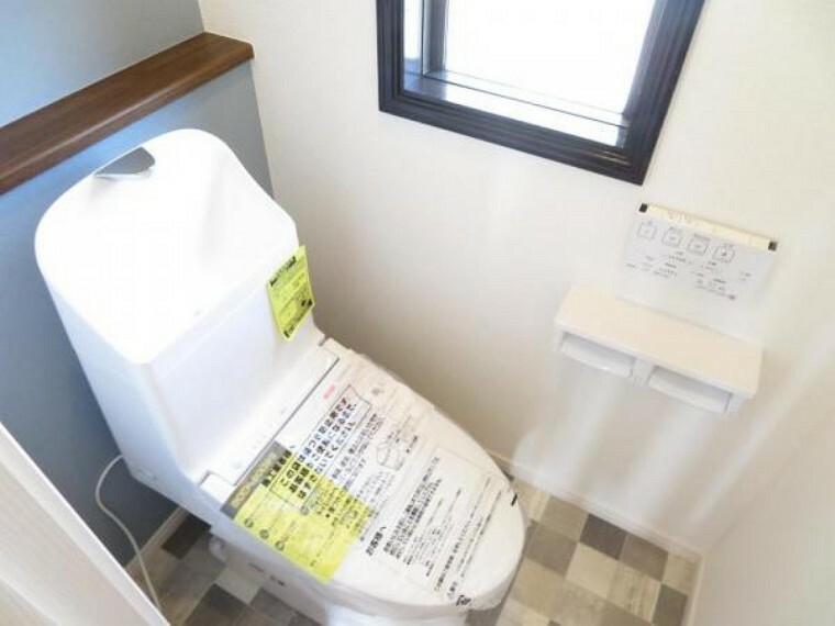 トイレ 2階のトイレ。