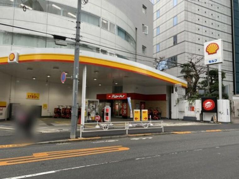 【ガソリンスタンド】昭和シェル石油 セルフ 代々木 SSまで596m