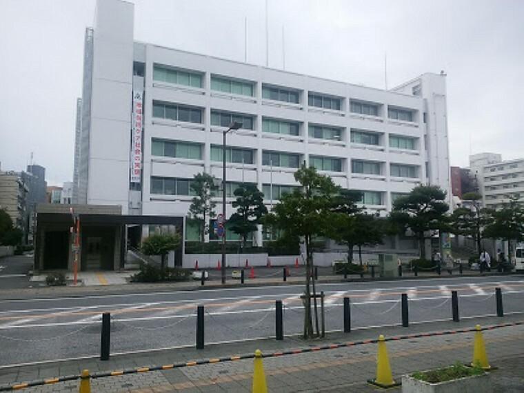 役所 【市役所・区役所】厚木市役所まで1104m
