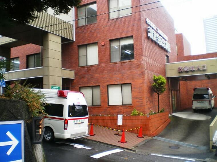 病院 【総合病院】清智会記念病院まで708m