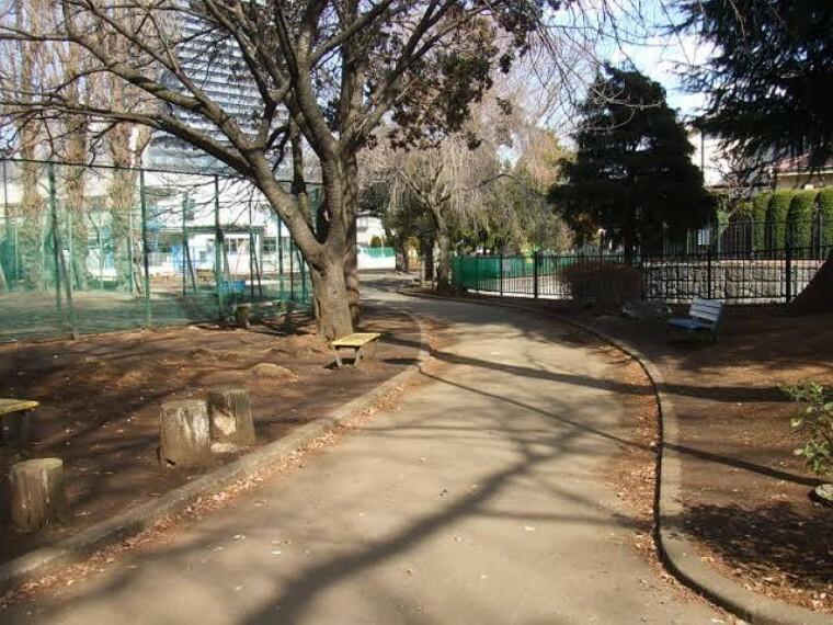 公園 【公園】子安公園まで551m