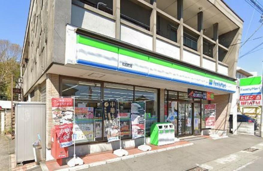 外観・現況 ファミリーマート 松田店