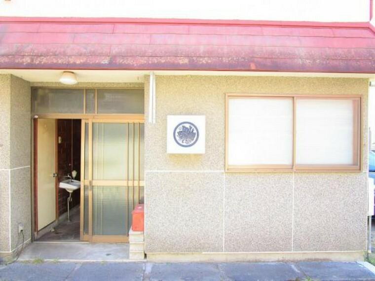 外観写真 4/10撮影【リフォーム前・ビルトインガレージ作成予定箇所】