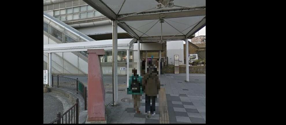 【駅】大阪モノレール「柴原阪大前駅」西側出口まで929m