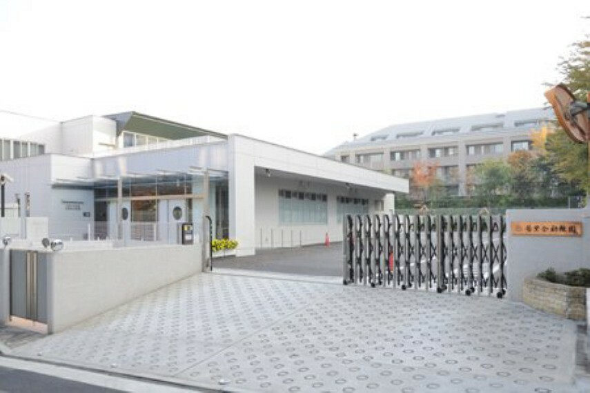 幼稚園・保育園 【幼稚園】若葉会幼稚園まで579m