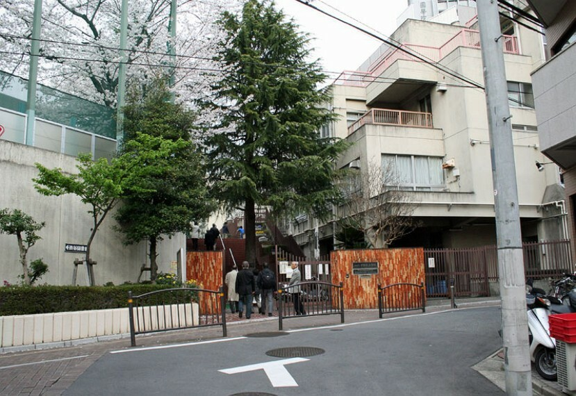 小学校 【小学校】常磐松小学校まで774m