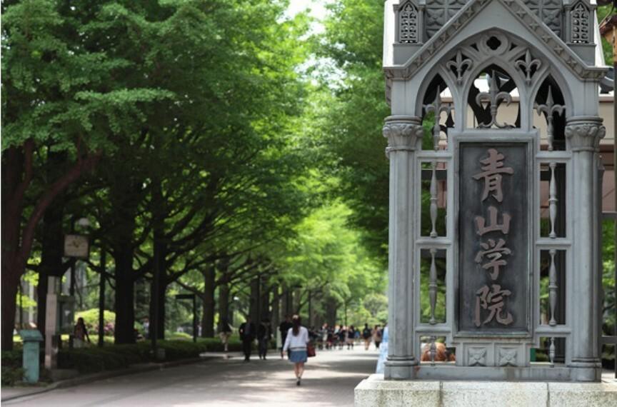 【大学】青山学院大学青山キャンパスまで769m