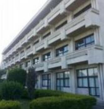 中学校 【中学校】第四中学校まで650m