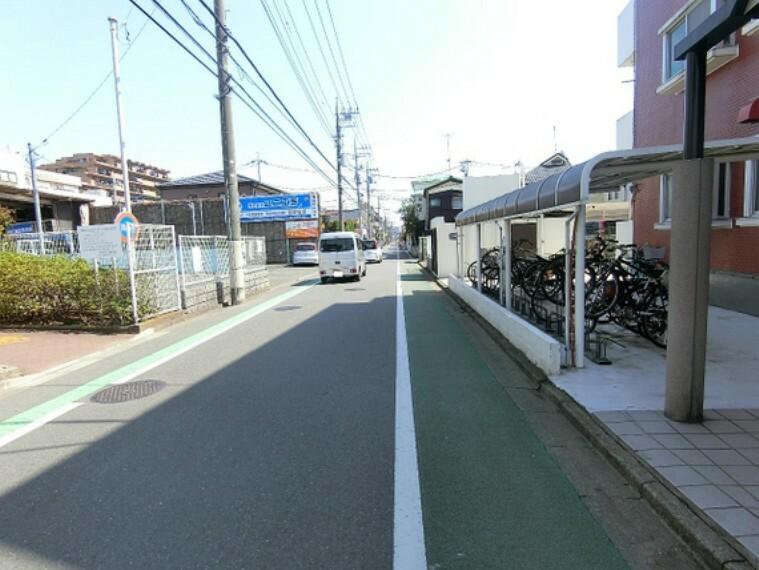 「花小金井」駅が最寄り駅です。
