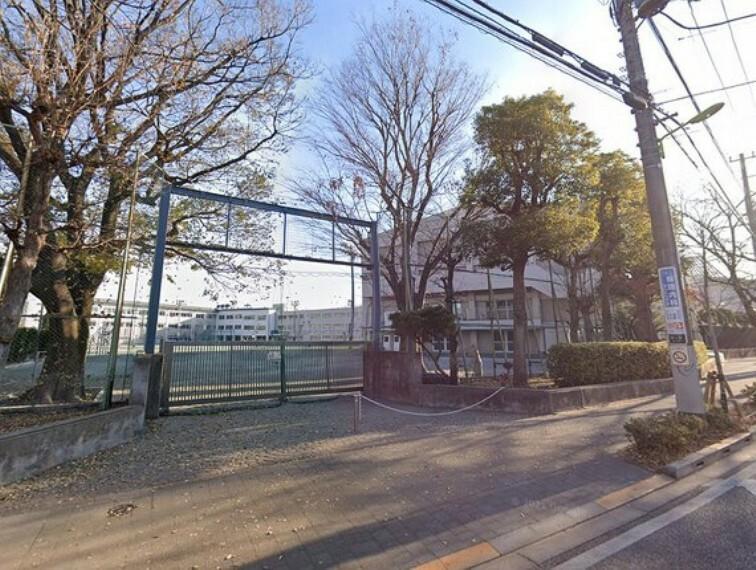 中学校 世田谷区立桜丘中学校