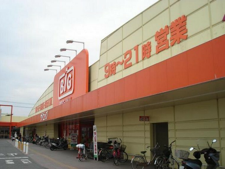 ショッピングセンター ザ・ビッグ連島店