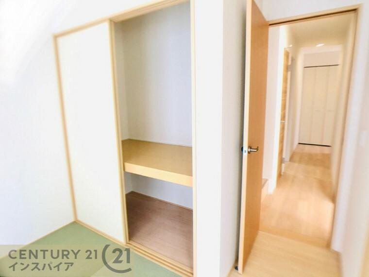 和室 玄関から直接入れて来客用にも便利です! 同社他物件の写真です、参考にして下さい!