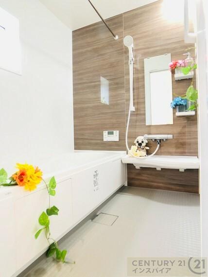 浴室 浴室乾燥、浴室暖房機能付き!雨の日の洗濯物、寒い日の入浴も安心です! 同社他物件の写真です、参考にして下さい!