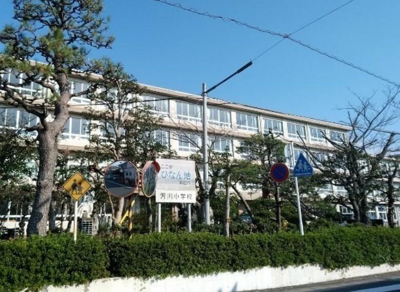 小学校 浜松市立芳川小学校