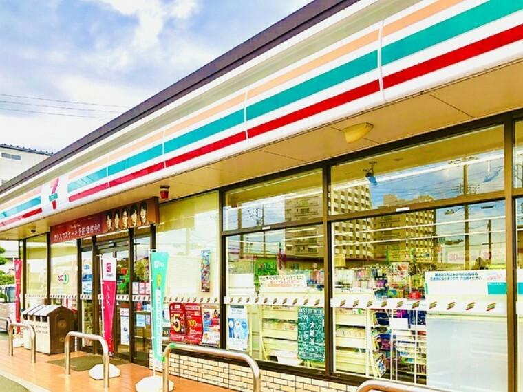 コンビニ セブンイレブン浜松芳川店
