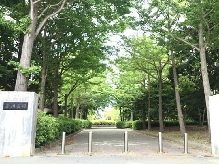 公園 芳川公園