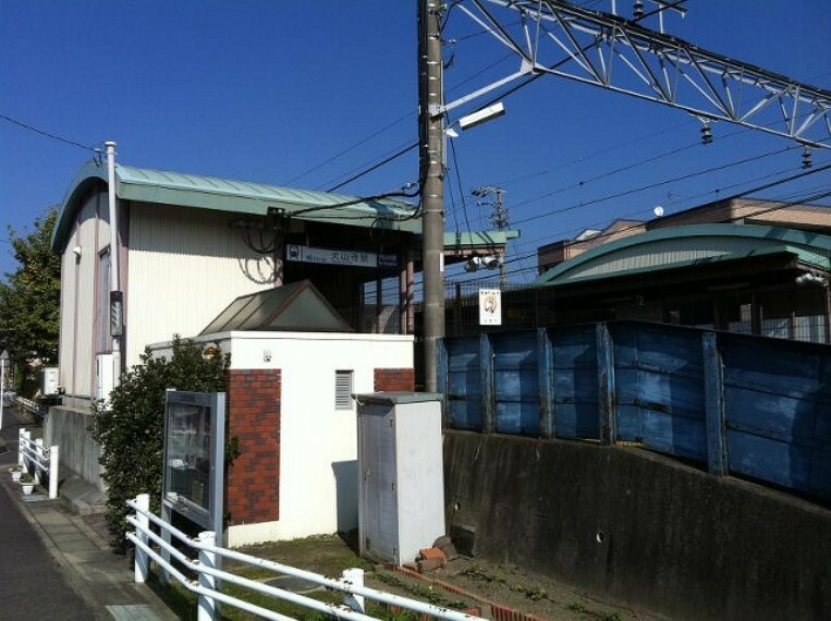名鉄犬山線「大山寺」駅 徒歩8分