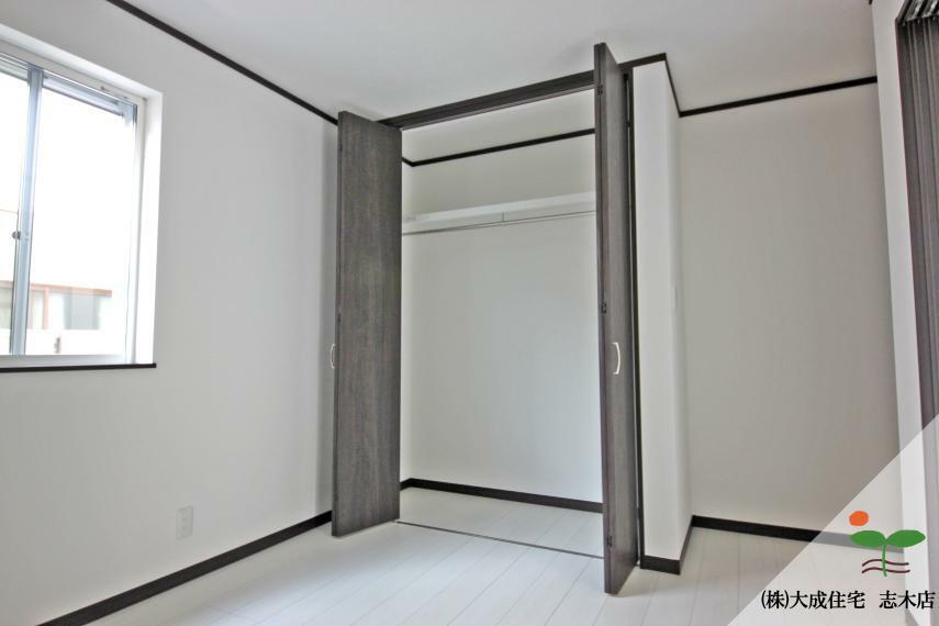 収納 お部屋をスッキリ見せる収納スペース^^ 1号棟:現地写真2020.6.18撮影