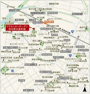 プラセシオンガーデン刈谷野田新町駅【丸美産業】