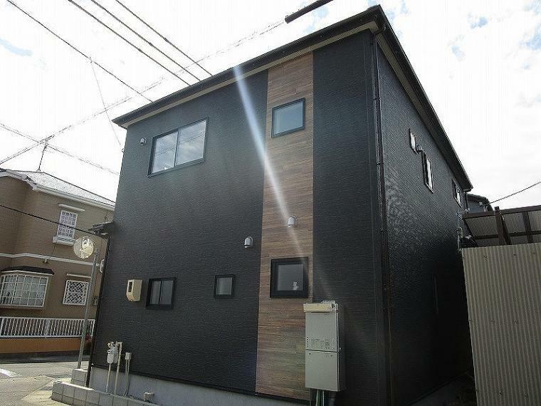 現況外観写真 耐震等級3を取得の地震に強いご住宅です (2021年6月21日撮影)