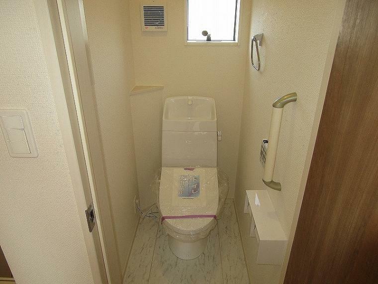 トイレ トイレ (2021年6月21日撮影)