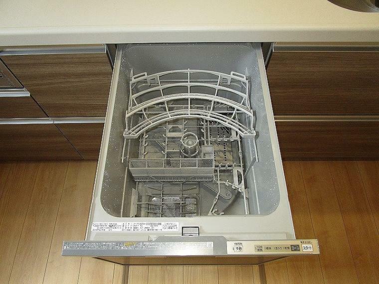 キッチン 食器洗浄乾燥機 (2021年6月21日撮影)